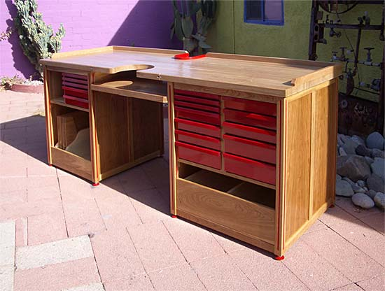 Pdf Diy Jewelry Work Bench Design Download Kids Playhouse Cabin Plans Furnitureplans